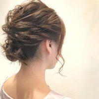 自分でできる結婚式にぴったりの髪型【2020】ドレスに似合うお呼ばれヘア♪