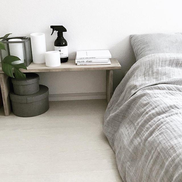 シンプル家具で作る女性の一人暮らし部屋