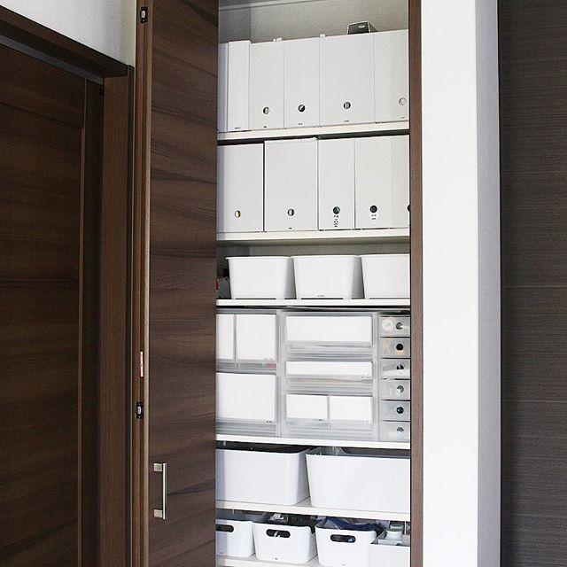 書類の片付けにはファイルボックス
