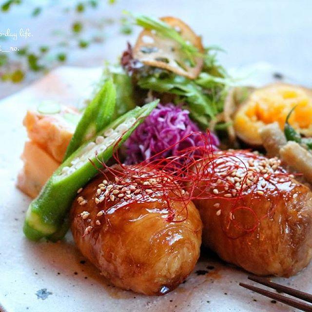 彼氏が喜ぶ簡単な和食ご飯☆主食2