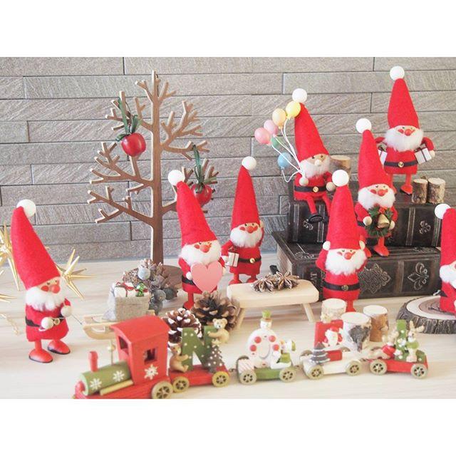 おしゃれなクリスマス雑貨《可愛い小物》