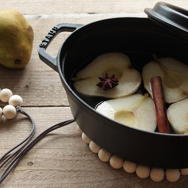 簡単梨レシピ2