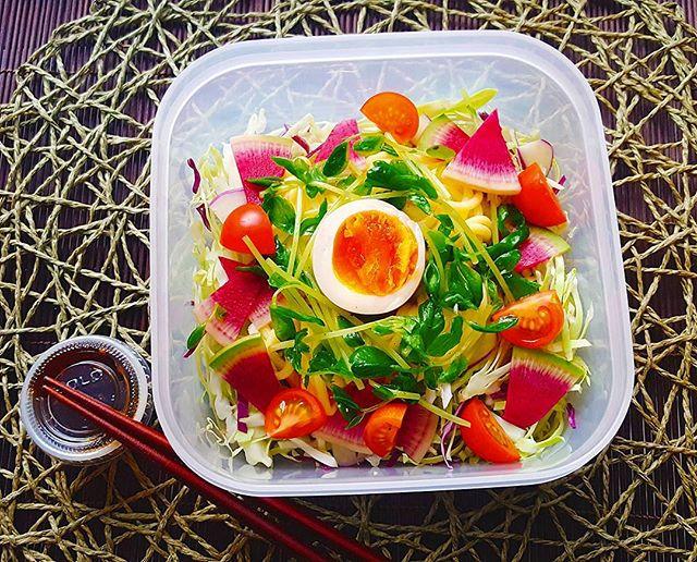 タッパーのお弁当でおしゃれなレシピ☆主食3