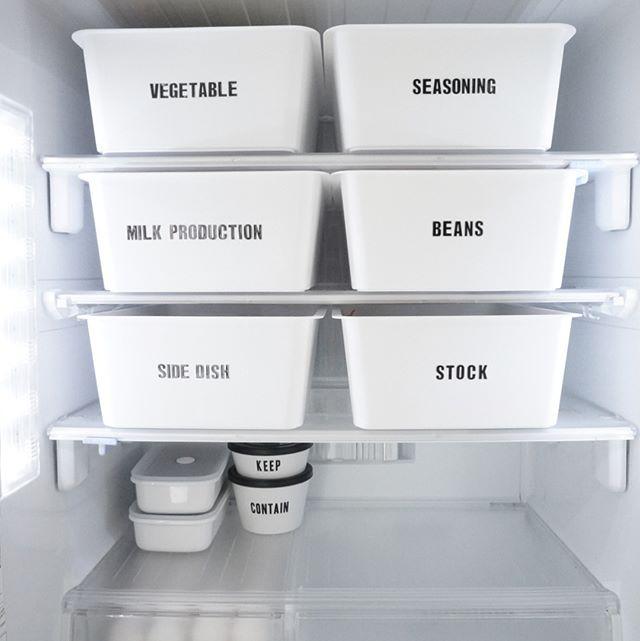 冷蔵庫内の収納3