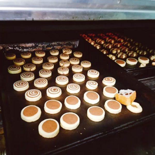 人気レシピ!ぐるぐるうずまきの簡単クッキー