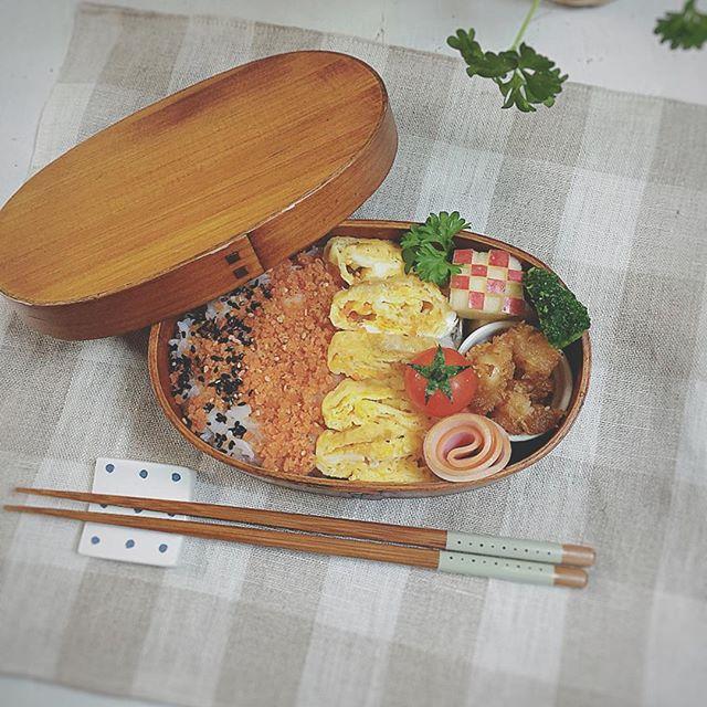曲げわっぱ お弁当箱3