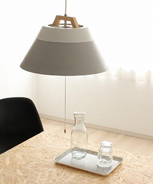 [BRID] ブリッド 照明 ペンダントライト / BRID LAMP by 2TONE 3BULB PENDANT LIGHT (電球あり)