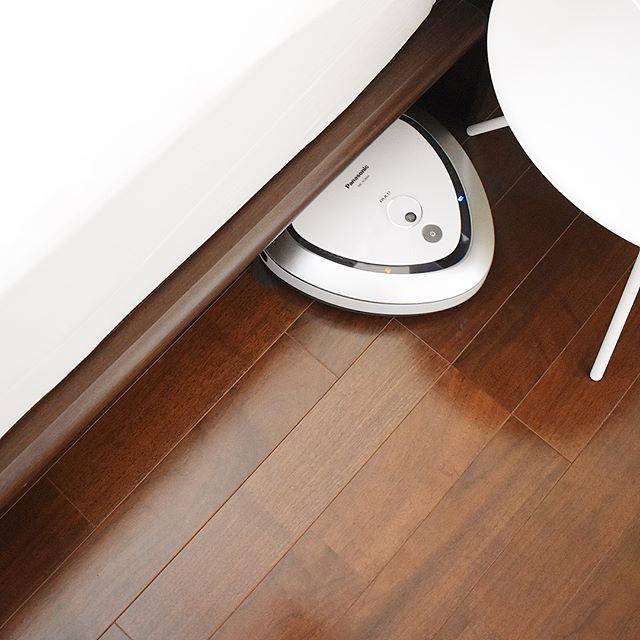 おすすめ家電②便利なロボット型掃除機