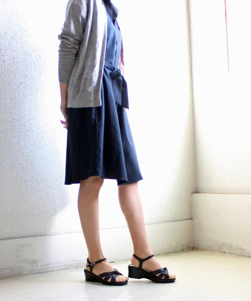 [Xti Shoes] 340 Ribbon type 【ALETTA/アレッタ】 究極のコンフォートシューズ ナース・オフィスサンダル