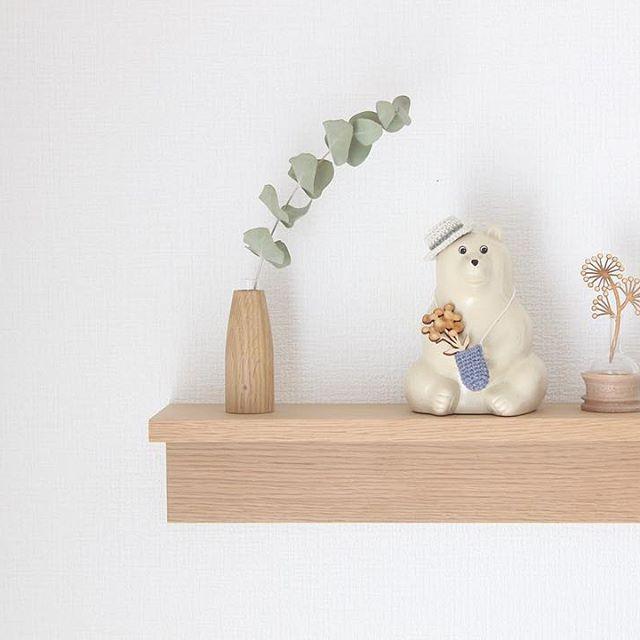 壁面棚の簡単DIYアイデア《壁に付けられる家具》