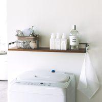 クリーンですっきり整った『洗面所』が理想。シンプル&優秀インテリアグッズ特集