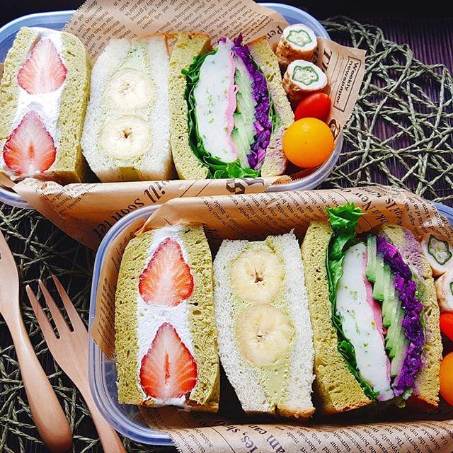 タッパーのお弁当でおしゃれなレシピ☆主食8