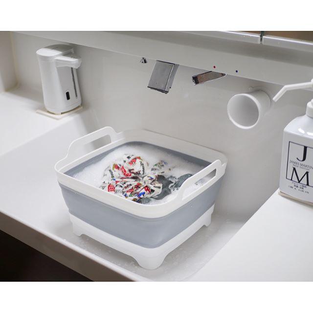 服の部分洗いでのウタマロ石鹸の使い方