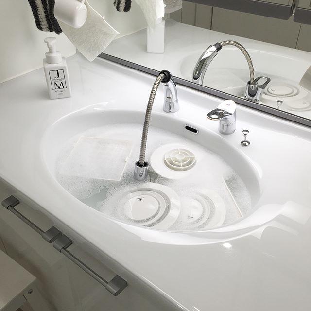 洗面台の汚れをスッキリ落とす方法