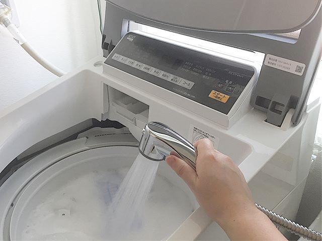 洗濯槽のカビや水垢汚れを落とす方法
