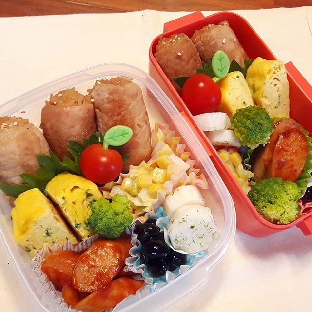 タッパーのお弁当でおしゃれなレシピ☆主食12
