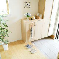 マンションの玄関インテリア特集!賃貸でも広々としたおしゃれ空間に見せるには?