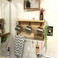 衛生的にも安心して使える♪洗面所の《コップ》収納アイデアを紹介!