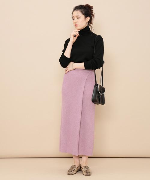 デートや女子会に着ていくスカート服15選7
