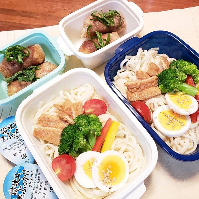 タッパーのお弁当でおしゃれなレシピ☆主食10