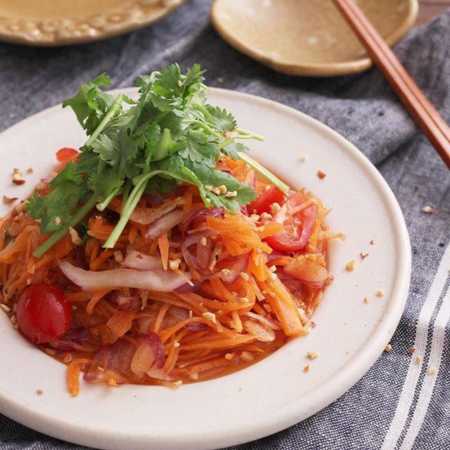 カレーに合う人気の簡単サラダ22