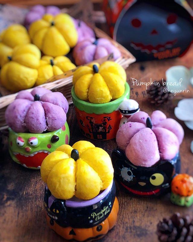 ハロウィンのお菓子☆手作りレシピ《チョコ&和菓子》4