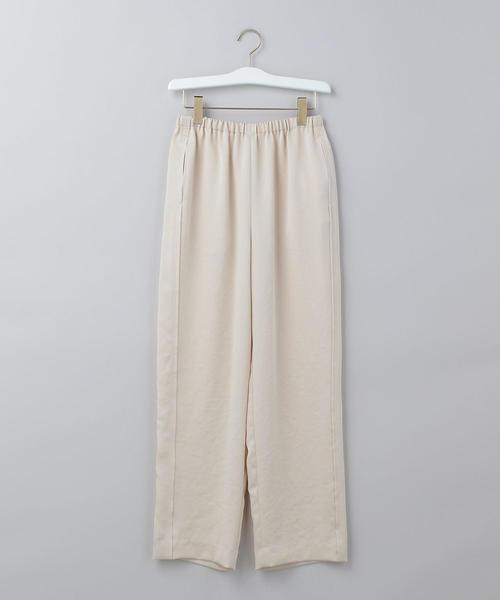 [BEAUTY&YOUTH UNITED ARROWS] <6(ROKU)>NEW SATIN PANTS/パンツ