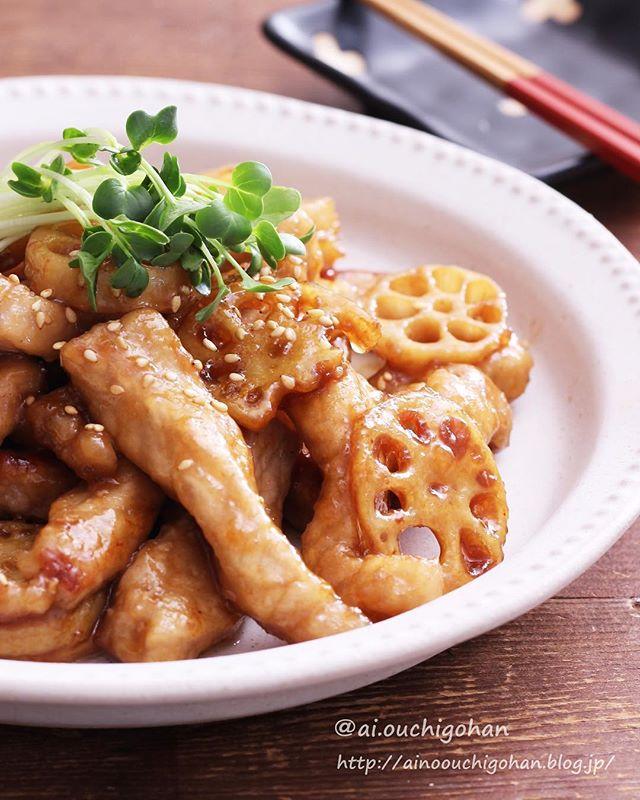 前日に作り置きのお弁当レシピ☆主菜3