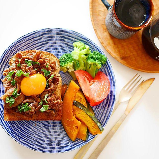 オープンサンドのおしゃれレシピ☆朝食8