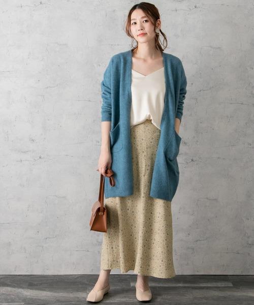 [URBAN RESEARCH ROSSO WOMEN] オリジナルプリントスカート
