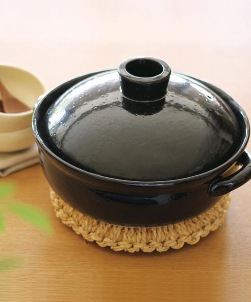 [sarasa design store] 〈イブキクラフト〉囲 かこみ土鍋