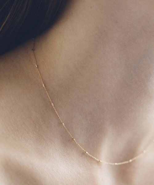 [SETUP7] 【les bon bon】titi necklace ティティネックレス