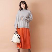 40代レディースの秋コーデ【2020】おしゃれな大人のトレンドファッション♪