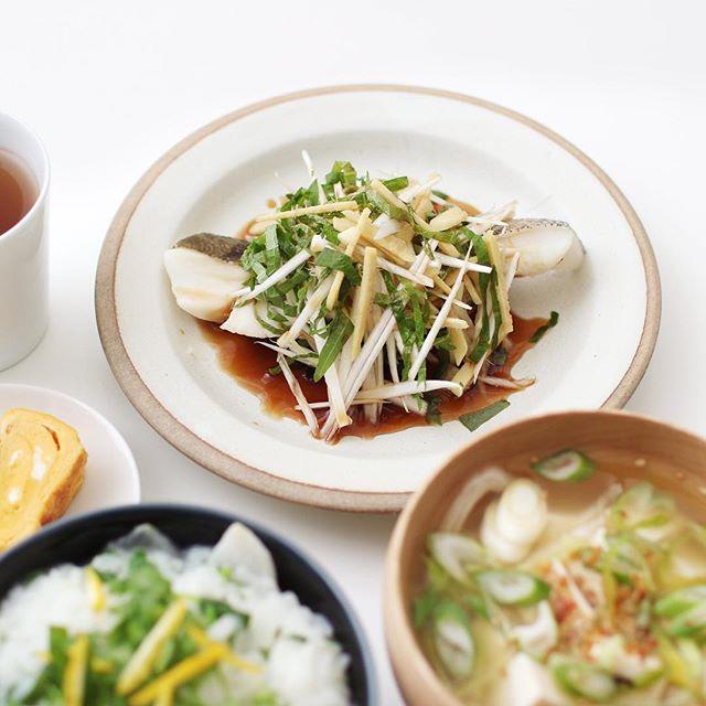 ダイエットにおすすめの簡単お弁当☆魚介8