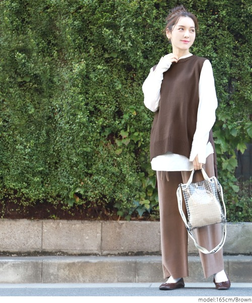 大人女性 ファッション パンツ3