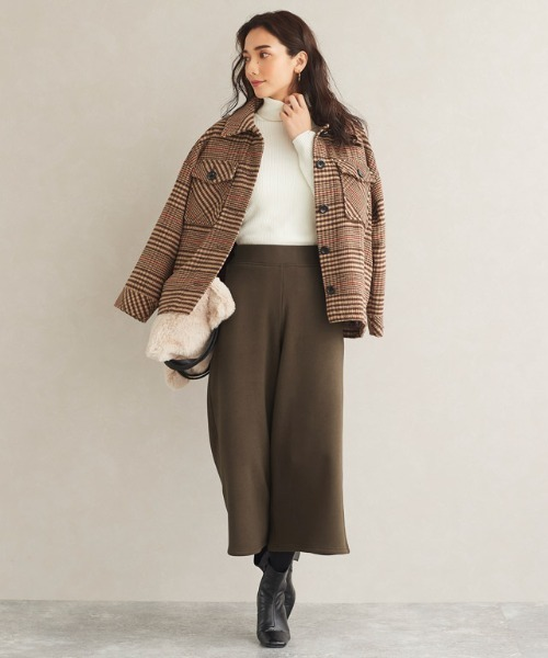 CPOジャケットの服装