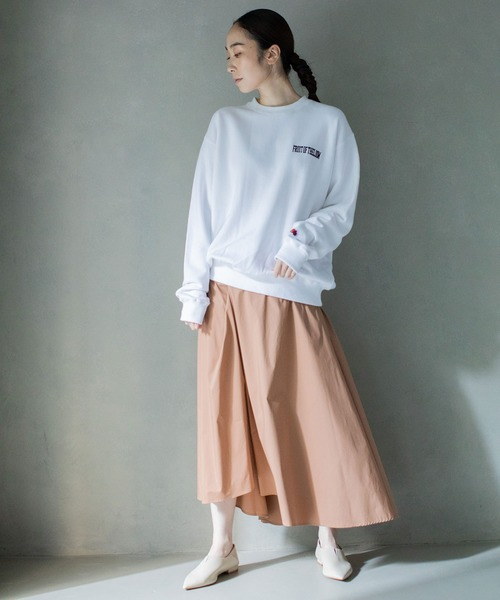 [MARECHAL TERRE] Fruit of the loom コラボ スウェット