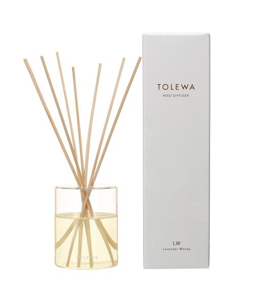 [Global Forme Concrete] TOLEWA トレワ リードディフューザー