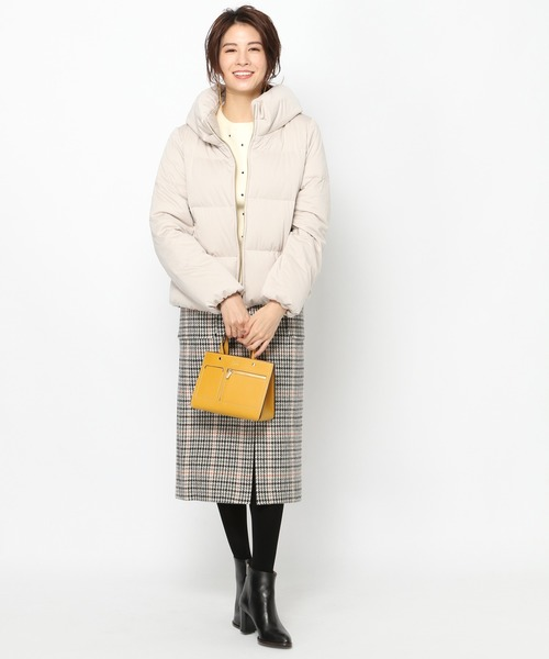11月の北海道に相応しい服装【スカート】5
