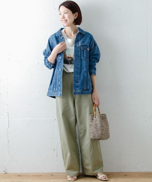 【11月下旬服装】Gジャンでカジュアルコーデ