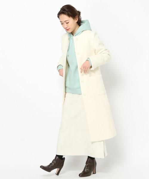 11月の北海道に相応しい服装【スカート】3