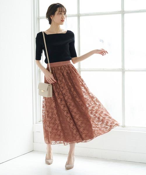 大人のスカート15選2