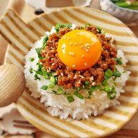 毎日食べたい美味しい卵かけご飯の作り方!ちょい足しアレンジレシピで絶品料理に♪