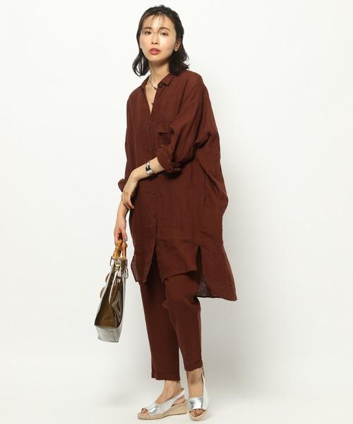 初秋レディースファッション パンツ2