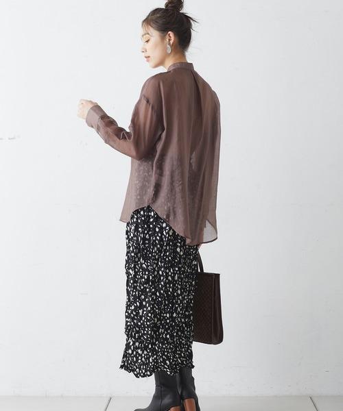 アラサー向けおしゃれファッション4