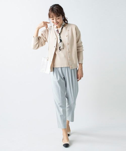 [THE SHOP TK] 【通勤/ONSTYLE/14(XL)WEB限定サイズ】キャリーマンジョグパンツ