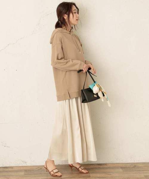 初秋レディースファッション スカート