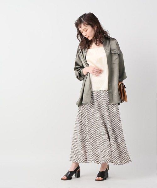 [JOURNAL STANDARD] アソートプリントスカート