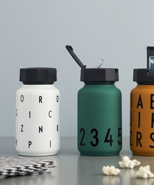 [babybaby] 【Design Letters/デザインレターズ】サーモボトル キッズ/Thermo Bottle Kids