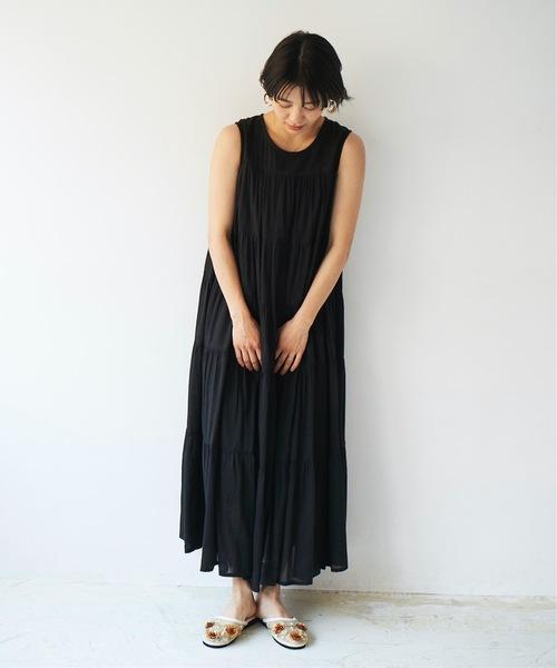 [A.I.C] 【WEB限定】ビーズ刺繍/ベトナム メッシュサンダル